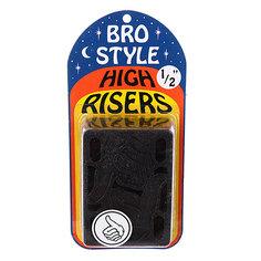 Подкладки для скейтборда Bro Style 1/2 High Risers