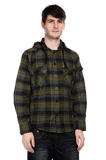 Рубашка в клетку Innes Weldon Military