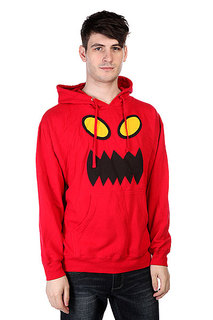 Кенгуру Toy Machine Monster Face Red