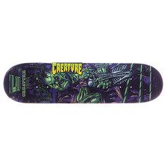 Дека для скейтборда для скейтборда Creature S5 Creaturemania Hitz 31.9 x 8.2 (20.8 см)