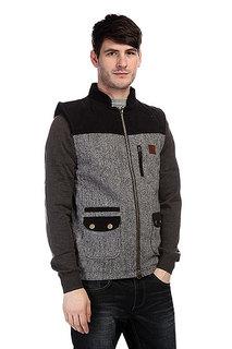 Жилет Circa Yosemite Vest Jacket Black Tweed