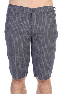 Шорты Circa Pinstripe Short Dark Blue