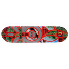 Дека для скейтборда для скейтборда Habitat S5 Silas Melange 32 x 7.75 (19.7 см)