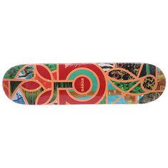 Дека для скейтборда для скейтборда Habitat S5 Garcia Melange 32.25 x 8.0 (20.3 см)