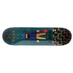 Дека для скейтборда для скейтборда Habitat S5 Silas Miniatures 32.38 x 8.25 (21 см)
