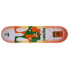 Дека для скейтборда для скейтборда Habitat S5 Suciu Horned Beast 32 x 8.0 (20.3 см)