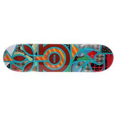 Дека для скейтборда для скейтборда Habitat S5 Suciu Melange 32 x 8.0 (20.3 см)