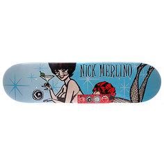 Дека для скейтборда для скейтборда Foundation S5 Merlino Happy Hour 32.1 x 8.0 (20.3 см)
