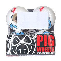 Колеса для скейтборда для скейтборда Pig Penguin Blue 101A 52 mm