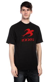 Футболка Innes Simple Black