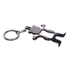 Брелок Grizzly Bear Bottle Opener Silver