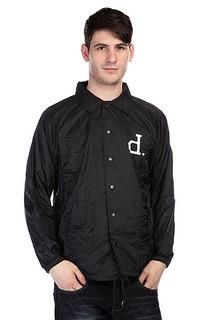 Куртка Diamond Un Polo Coach's Jacket black