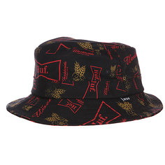 Панама Huf Drink Up Bucket Black