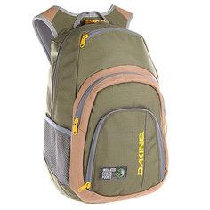 Рюкзак школьный Dakine Campus  Loden