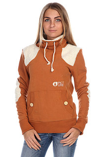 Толстовка женская Picture Organic Turtle Women Sweat Caramel