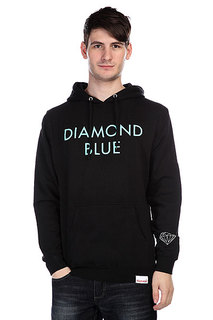 Кенгуру Diamond Blue Hoodie Black