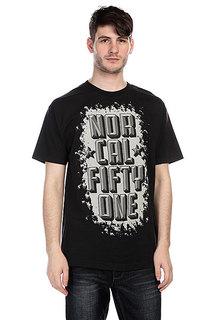 Футболка Nor Cal Iron Fist Black