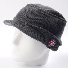 Шапка Independent Bayonet Visor Charcoal Heather