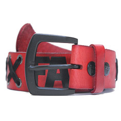 Ремень Fallen Guitar Strap Belt Ox.Blood