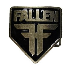 Пряжка Fallen Insignia Shield Cast Buckle Silver/Black