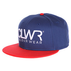 Бейсболка CLWR Cap Patriot Blue