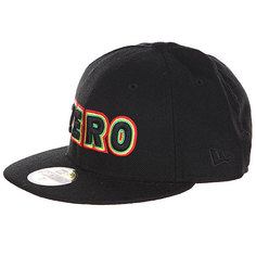 Бейсболка New Era Zero Bold Black