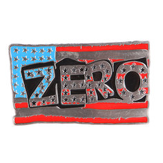 Пряжка Zero American Punk Buckle Multi