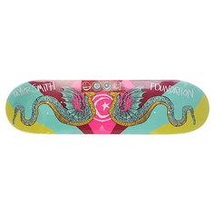 Дека для скейтборда для скейтборда Foundation Su5 Smith Serpents 32.25 x 8.25 (21 см)