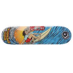 Дека для скейтборда для скейтборда Foundation Su5 Spencer Triple Overhead 32.25 x 8.0 (20.3 см)