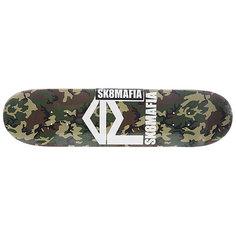 Дека для скейтборда для скейтборда Sk8mafia House 2 Camo 32 x 8.0 (20.3 см)