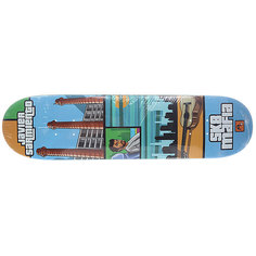 Дека для скейтборда для скейтборда Sk8mafia Sarmiento Gamer 31.75 x 7.8 (19.8 см)