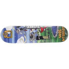 Дека для скейтборда для скейтборда Sk8mafia Kremer Sk8rats Small Multi 31.75 x 7.75 (19.7 см)