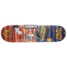 Дека для скейтборда для скейтборда Sk8mafia Surrey Sk8rats Multi 32.12 x 8.19 (20.8 см)
