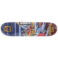 Дека для скейтборда для скейтборда Sk8mafia Cao Sk8rats Multi 32 x 8.0 (20.3 см)
