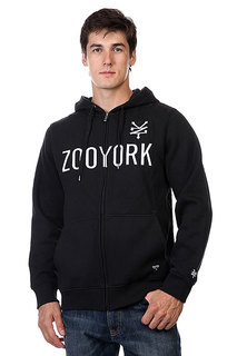 Толстовка Zoo York Enew15 Straight Core Black