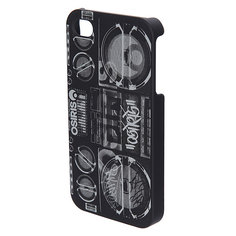 Чехол для iPhone 4 Osiris Cover Boombox Black/White