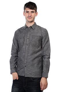 Рубашка Element Mercer Ls Gray