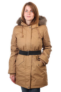 Куртка парка женская Element Jonie Antique Bronze