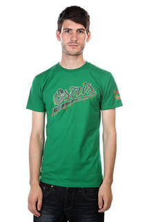 Футболка Osiris Tee Prague Green