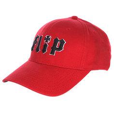 Бейсболка детский Flip Youth Metalhead Hat Red