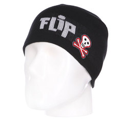 Шапка детская Flip Youth New Skull Beanie Black