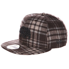 Бейсболка New Era Nor Cal Bearmark Brown Plaid