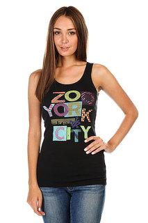 Майка женская Zoo York Zywf09-92067 Black