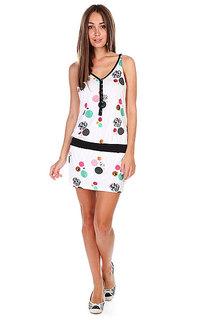Платье женское Zoo York Zyws09-41011 White