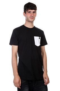 Футболка Proto Scooters Classic Logo Tee White On Black