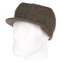 Шапка с козырьком Flip Knit Army Hat Heather Olive