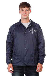 Ветровка Dekline Anchor Coach Jacket Navy
