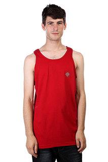 Майка Independent Cross/Bar Tank Cardinal Red