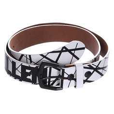 Ремень Fallen 5250 Belt White/Black