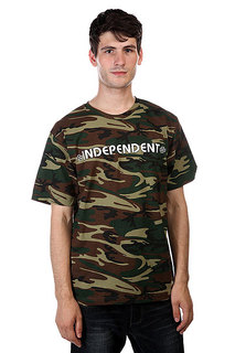 Футболка Independent Bar/Cross Camo